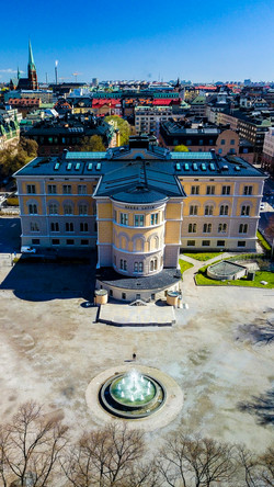 Human Fountain, Stockholm
