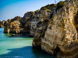 Praia de Dona Ana, Algarve