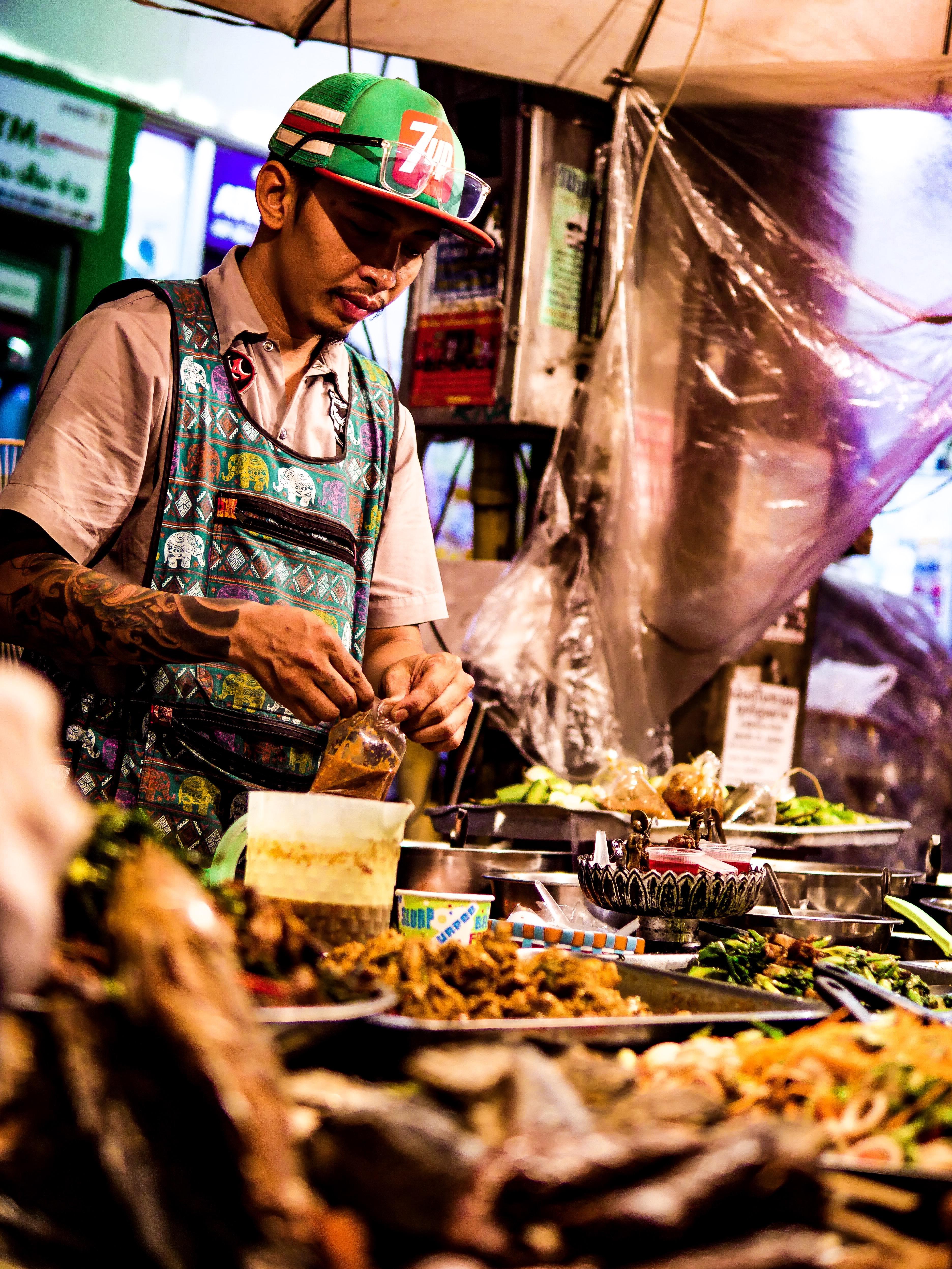 Grafting, Chiang Mai