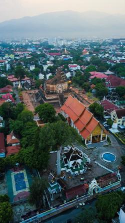Wat Chedi Luang Temple, Chiang Mai