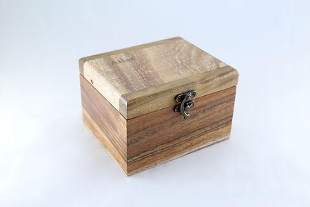 Handmade Koa Wood Keepsake Box