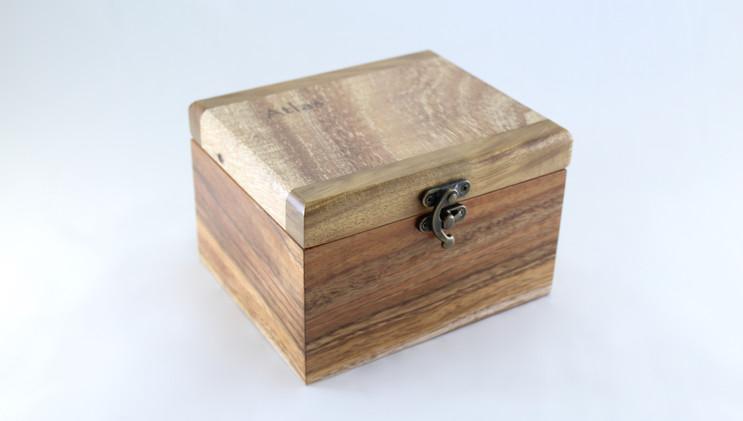Koa Keepsake Box