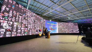 K-WORLD & PEACE: Festival Hallyu em Apoio à Pacificação das Coreias
