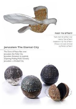 Jerusalem The Eternal City