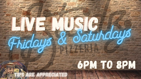 Live Music fridays and saturdays.png