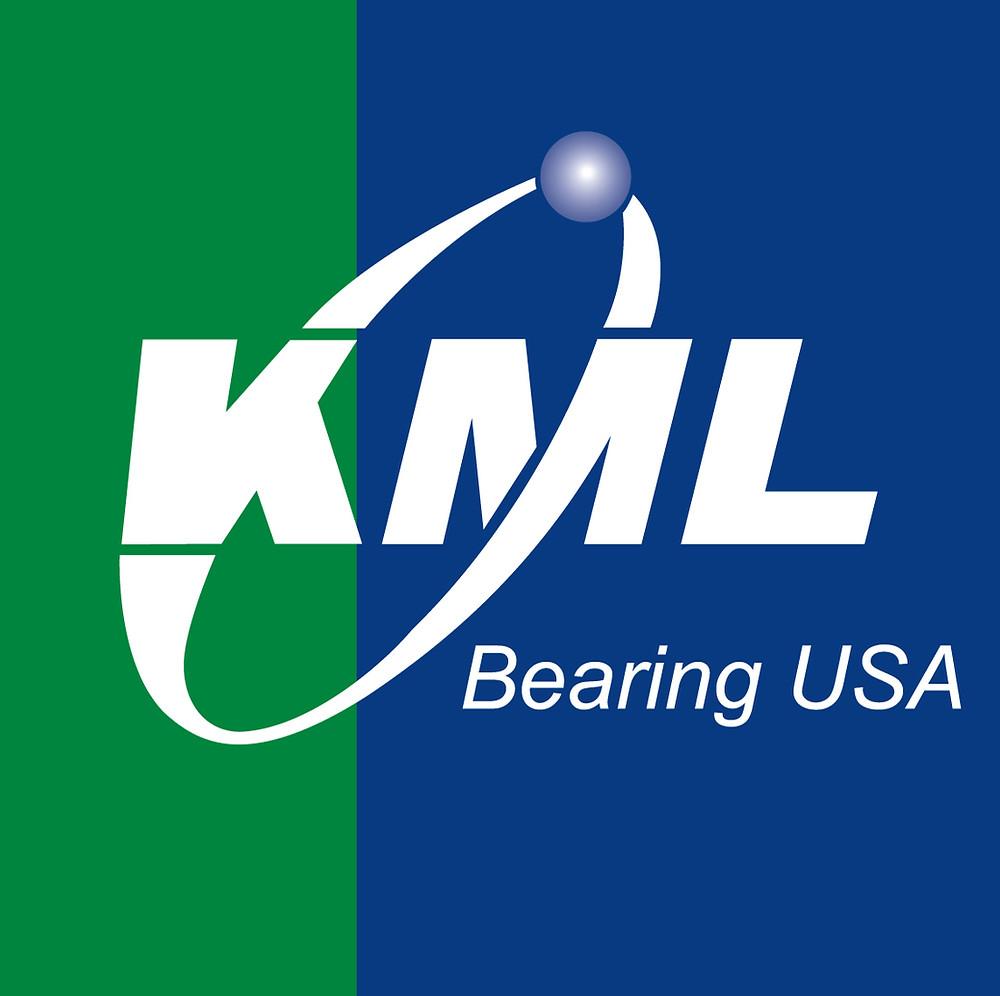 KML Bearing USA Logo