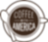 Coffee with America logo