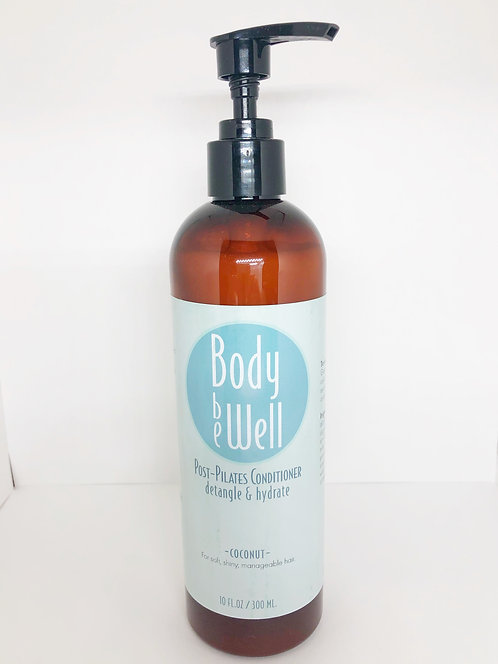 """Body Be Well Post Pilates """"Detangle & Hydrate"""" Coconut Conditioner"""