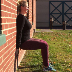 6 Ways to Make a Wall Sit Work Your Core, Legs, and Butt to the Max
