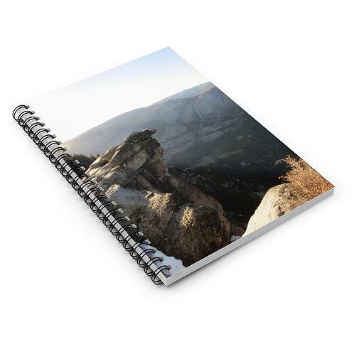 Yosemite - Spiral Notebook - Ruled Line