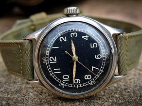 Horology, part 1 - The History of Field Watches