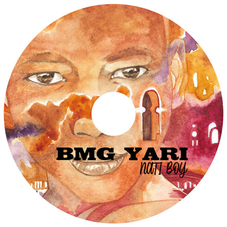 rond cd