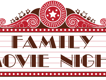 """FAMILY MOVIE NIGHT! """"How to train your dragon"""""""
