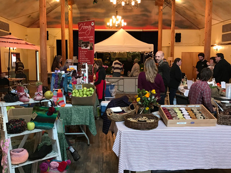 Roberts Creek Community Market Raises the Roof!
