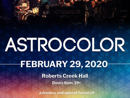 Astrocolor February 29th!