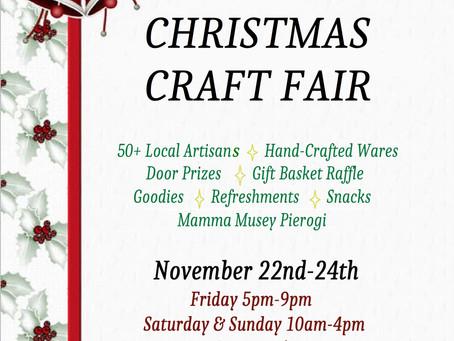 Christmas Craft Fair 2019!