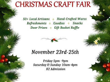 49th Annual Roberts Creek Christmas Craft Fair