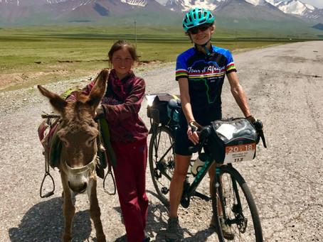 Saturday June 1st! Cycling Silk Road 2018