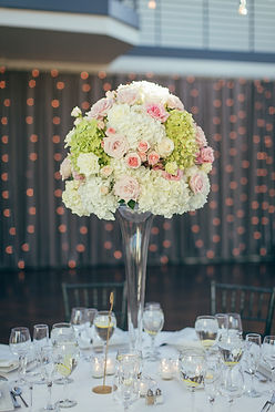 Tall Vase Rental for Elevated Centerpieces