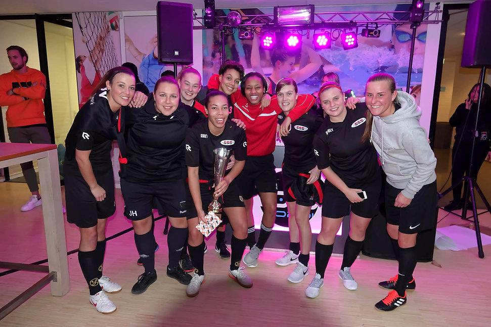 Ladies Futsal #14