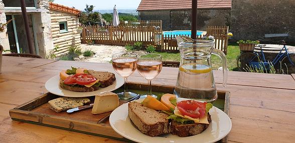 Maison Balady Lunch Dejeuner