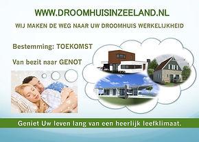 Droomhuis in Zeeland