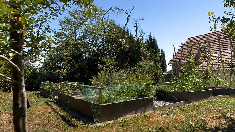 Le Jardin Maison Balady