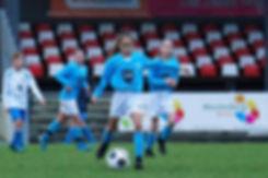 JVOZ Meidenvoetbal