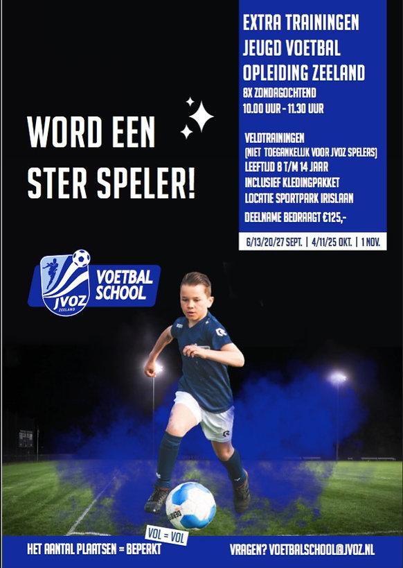 Voetbalschool JVOZ