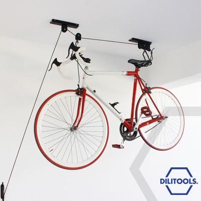 Soporte Para Colgar Bicicletas De Techos Dilitools Dilitools - Colgar-bici-techo
