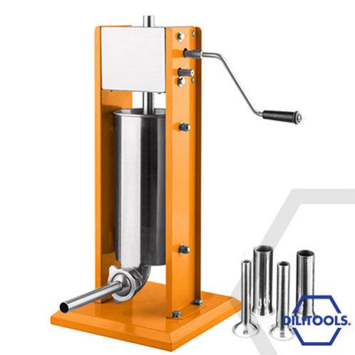 Maquina Para Embutidos Vertical Color Naranja