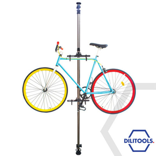 Soporte Tubular de Exhibición de Bicicletas Dili