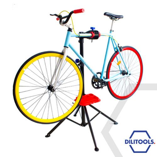 soporte para reparar bicicletas dilitools