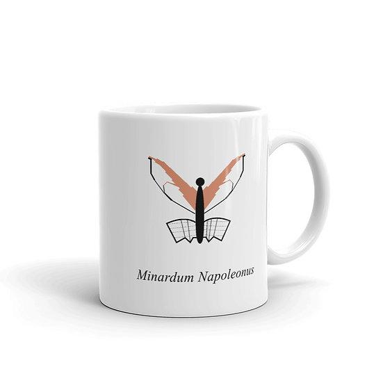 Datavizbutterfly - Minardum Napoleanus - Mug