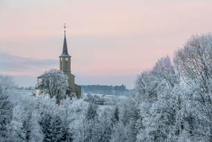 Eglise de Massonnens