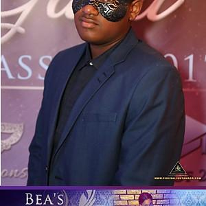 Bea's Masquerade Graduation Gala