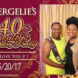 Viergeli's 40 & Fabulous Birthday Bash