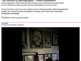 The Guardian's the Month in Photography