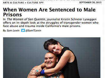 Another great review of The Women of San Quentin