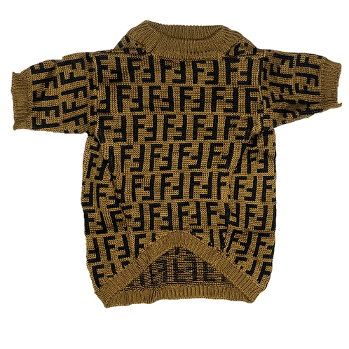 Furdi Little F Sweater