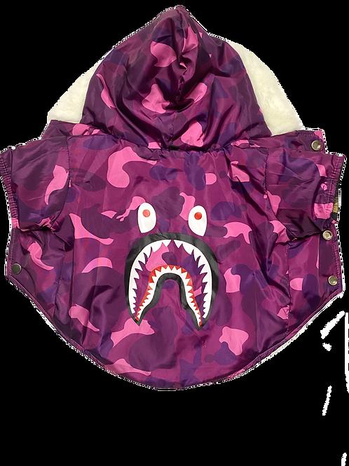 A Barking Dog Reversible Winter Coat