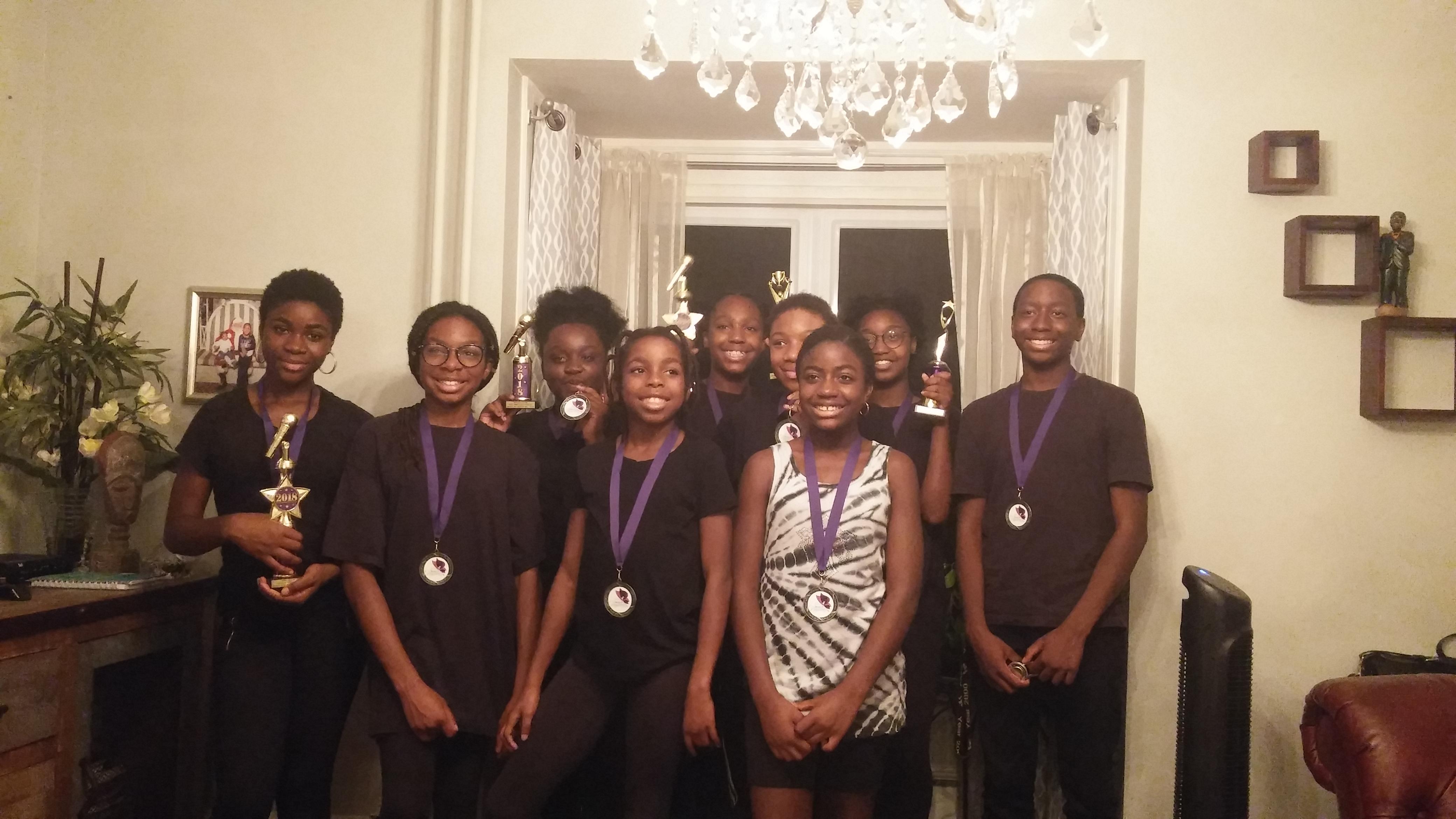 Creation Sings Youth Choir