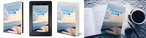 Varios livros Vivendo de milhas.png
