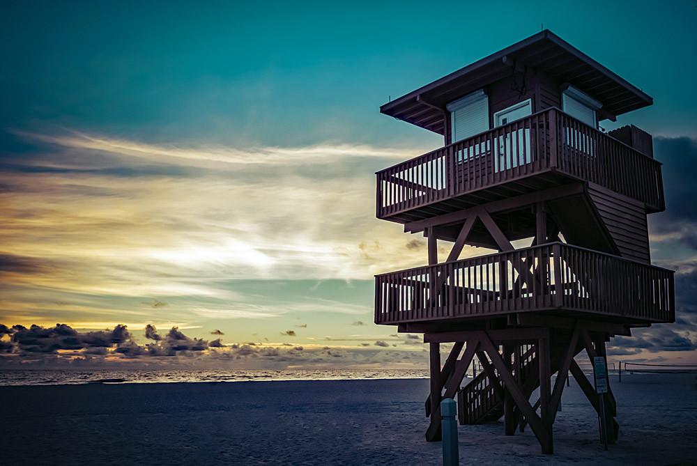 Holmes Beach - Sunset