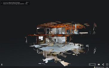 Virtual Scanning Matterport
