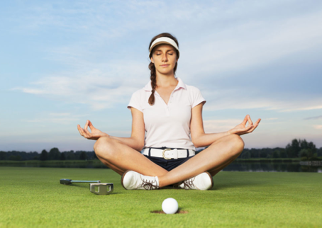 To improve your putting performance on the greens start paying ATTENTION to your ATTENTION!