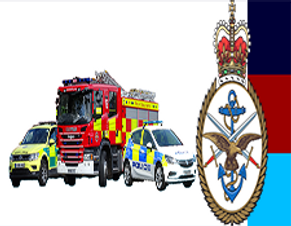 We love our emergency services and armed forces