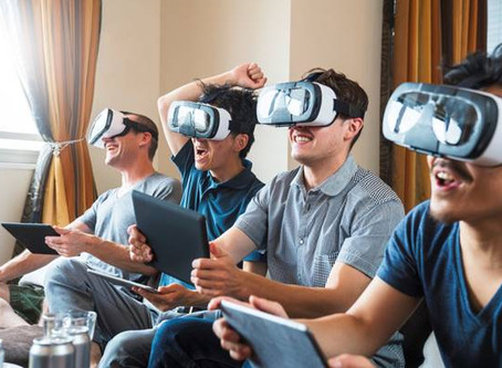 4 Ways Virtual Reality Will Reshape Your Entertainment Experience In The Next 5 Years