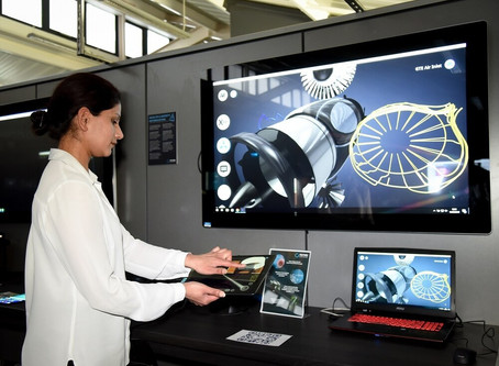 Firms invited to take advantage of new virtual and augmented reality facilities at Telford College