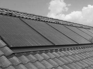 Dachintegration Solaranlage